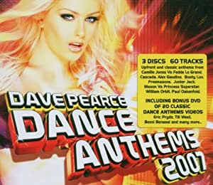 Dance Anthems Spring (2007)