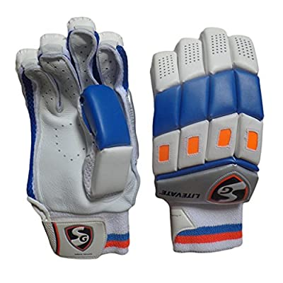 SG Litevate Right Hand Batting Gloves- Boys