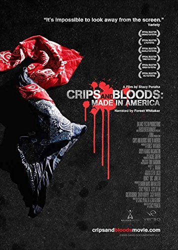 Crips and Bloods: Made in America Poster Movie 11 x 17 Inches - 28cm x 44cm Forest Whitaker (Made In America Bloods And Crips compare prices)