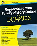 img - for Researching Your Family History Online For Dummies book / textbook / text book