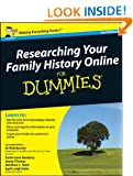 Researching Your Family History Online For Dummies, UK Edition