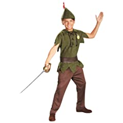 Peter Pan Quality Kids Costume