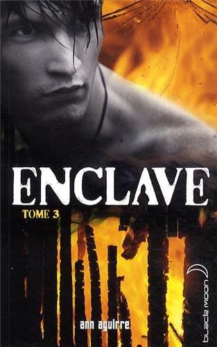 Couverture de Enclave tome 3