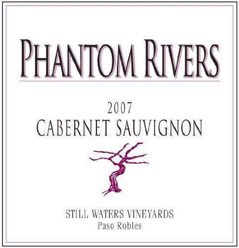 2007 Phantom Rivers Cabernet Sauvignon Still Waters Vineyards 750 Ml