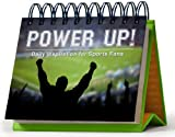 Power Up! Perpetual Calendar: Daily Inspiration for Sports Fans