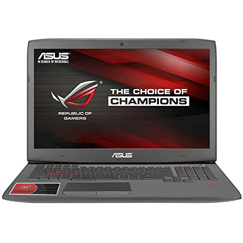 ASUS ROG G751JT-CH71 17.3-Inch Gaming Laptop, GeForce GTX970M Graphics