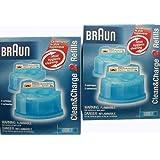 Braun Clean & Renew Refill 2/Box