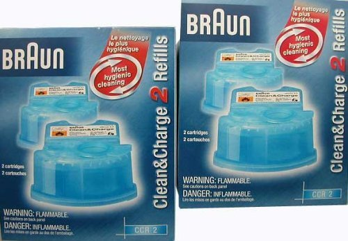 Syncro System Clean And Charge Refill (Braun 790 Cartridge compare prices)