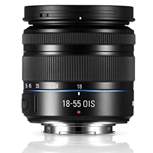 Samsung EX-S1855CSB/US NX NX Ifunction Lens for Camera