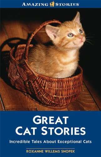 Great Cat Stories: Incredible Tales About Exceptional Cats (Amazing Stories (Altitude Publishing))
