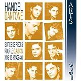 Händel: Suites de Piéces pour le Clavecin Nos. 1-5 HV 426-430