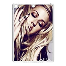 buy Stylish Design Hot Singer Ellie Goulding Sexy Woman Pictures High Quality Protective Durable Back Case Cover Shell For Ipad Air Ipad 5 Case-3