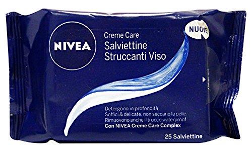 Nivea Face Care Crema Salviettine Struccanti - 25 Pezzi