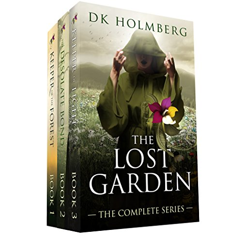 The Lost Garden: The Complete Series by  D.K. Holmberg ebook deal