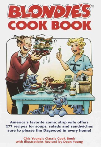 Blondie's Cookbook by Chic Young (1996-08-28)