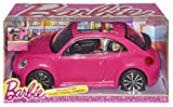 Mattel-Barbie-BJP37-Volkswagen-Beetle-und-Puppe