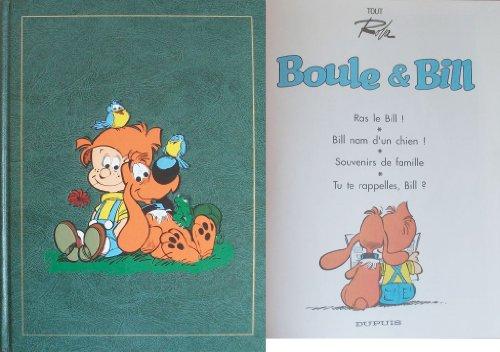 Tout Roba Boule et Bill – Edition luxe Rombaldi - Tome 2