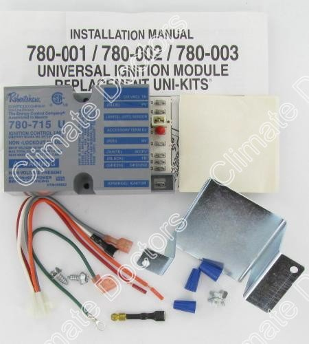 robertshaw 780 001 universal ignition module uni kit electrical supplies warehouse