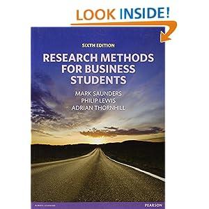 research methods for business students saunders Koop research methods for business students van saunders, mark n k, met isbn 9781292016627 gratis verzending, slim studeren studystorenl.