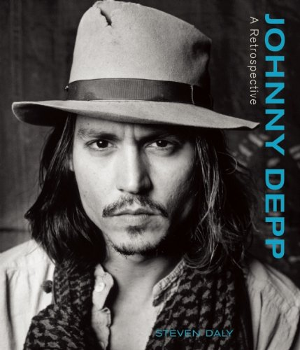 Johnny Depp: A Retrospective - Steven Daly