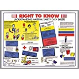 Understanding Material Safety Data Sheet Poster