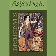 As You Like It Performance Auteur(s) : William Shakespeare Narrateur(s) : Vanessa Redgrave, Keith Michell, Max Adrian, full cast