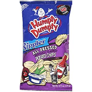 Humpty Dumpty All Dressed Potato Chips