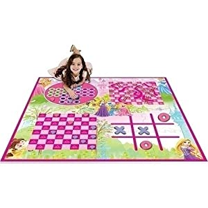 Disney Princess Activity Play Mat - 2' x 3'