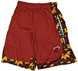 Miami Heat NBA Men's Red Pride Shorts