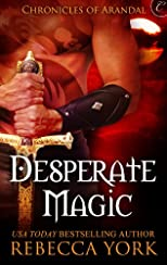 Desperate Magic (The Chronicles of Arandal)