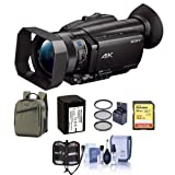 Sony FDR-AX700 4K Handycam Camcorder with 1