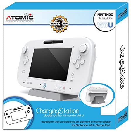 Wii U - ChargingStation (Base di ricarica)