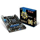 MSI A78M-E35 FM2+ / FM2 AMD A78 (Bolton D3) HDMI SATA 6Gb/s USB 3.0 Micro ATX AMD Motherboard