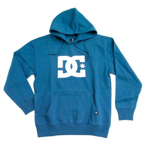 DC Mens Star PH1 Hoodie - Deep Blue (S)
