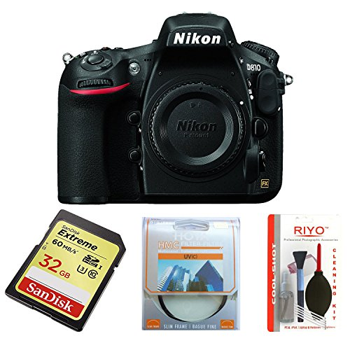 Nikon D810 FX-format Digital Photo
