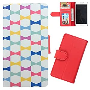 DooDa - For Sony Xperia C PU Leather Designer Fashionable Fancy Wallet Flip Case Cover Pouch With Card, ID & Cash Slots And Smooth Inner Velvet With Strong Magnetic Lock