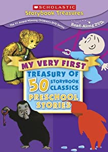 My Very First Treasury of 50 Storybook Classics: Preschool Stories (Scholastic Storybook Treasures)