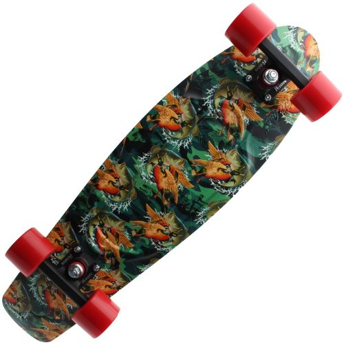 Penny Australia Nickel Graphic Series 2014 Skateboard complet en plastique