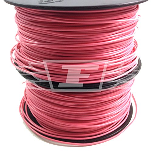 pink-10-meters-solid-core-hookup-wire-1-06mm-22awg-breadboard-jumpers