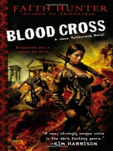 Image of Blood Cross (Jane Yellowrock, Book 2)