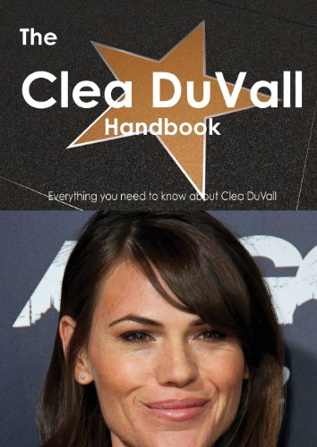 The Clea Duvall Handbook: Everything You Need to Know About Clea Duvall