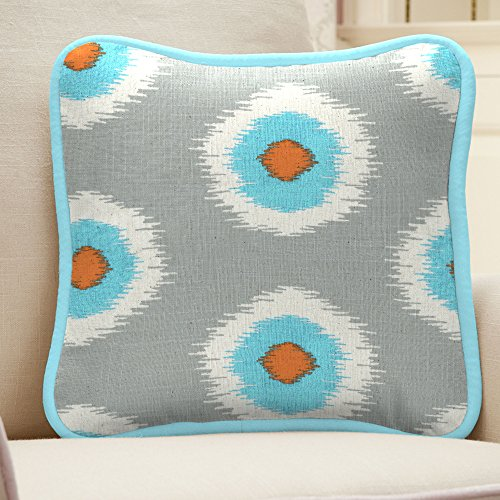 Minky Dot Pillow