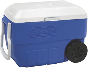 Coleman 56 Quart Wheeled cooler