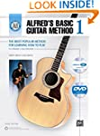 Alfred's Basic Guitar Method, Bk 1: T...