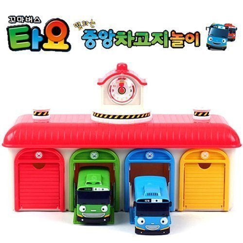 little-bus-tayo-bus-depot-center-playset