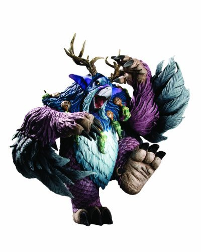 DC Unlimited World of Warcraft Premium Series 4: Moonkin: Wildmoon Action Figure by DC Comics