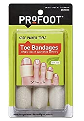 Profoot Toes Bandages