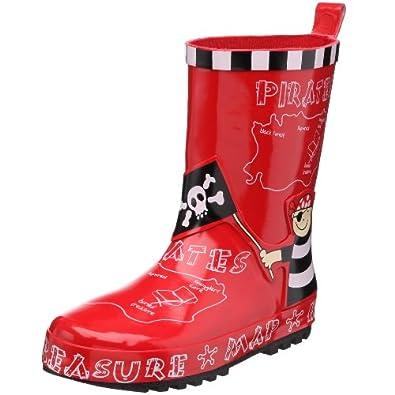 be only pirate bottes de pluie mixte enfant chaussures et sacs. Black Bedroom Furniture Sets. Home Design Ideas