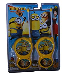 Toyzstation Minions Walkie Talkie