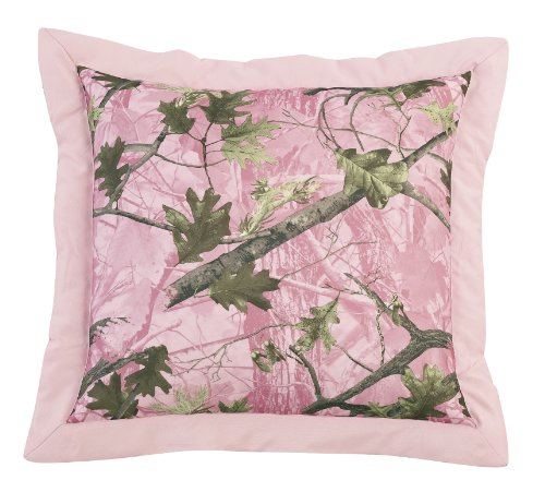 Pink Camo Bedding Twin 8602 front